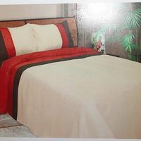 Flax linen bedroom set
