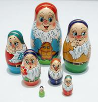 Seven Dwarves Doll