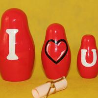 Love doll red color